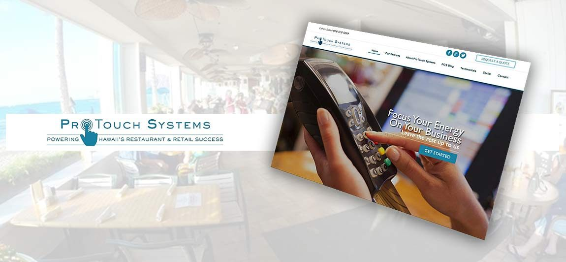 Pro Touch Systems Hawaii